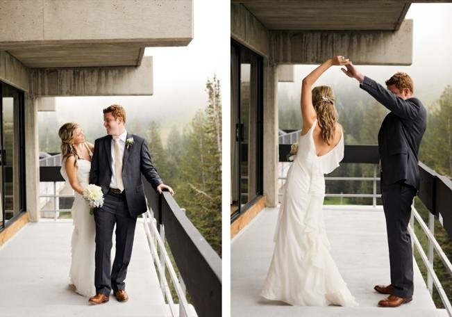Misty Mountain Wedding at Millcreek Inn {Logan Walker Photography} 7
