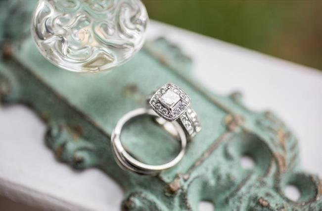 Peach and Teal Vintage Book Themed Wedding Inspiration {Star Noir Studio} 7
