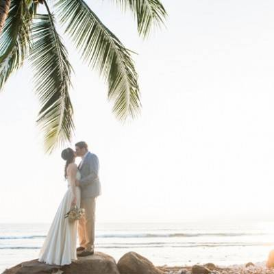 Stress-Free Maui Elopement {Trish Barker Photography}