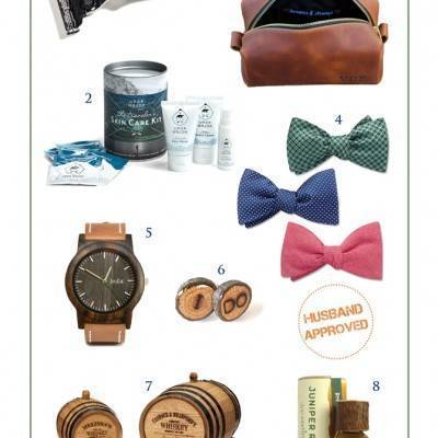 The Groom Guide: Manly Products He'll Love