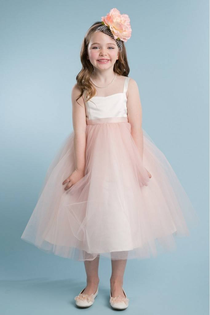 ivory-blush-satin-tulle-dress-w-sash-8