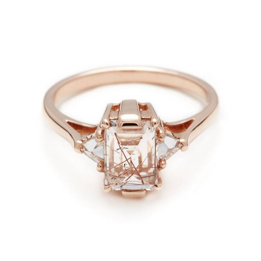 15 Rose Gold Engagement Rings We're ObsessedWith