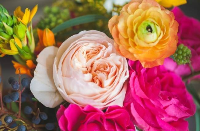 Colorful + Bright Styled Shoot {Thompson Pictures} 1