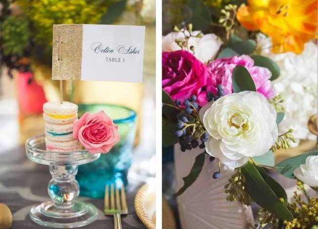 Colorful + Bright Styled Shoot {Thompson Pictures} 2