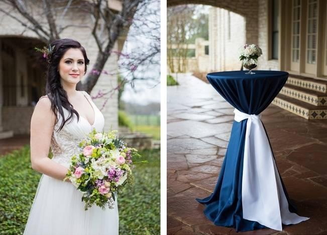 Elegant Texas Villa Wedding Inspiration {Shelly Taylor Photography} 12