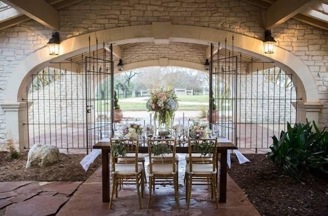 Elegant Texas Villa Wedding Inspiration {Shelly Taylor Photography} 16