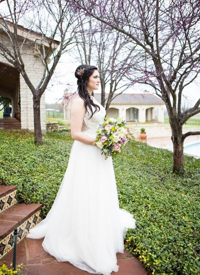 Elegant Texas Villa Wedding Inspiration {Shelly Taylor Photography} 17