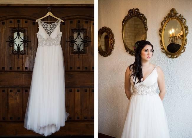 Elegant Texas Villa Wedding Inspiration {Shelly Taylor Photography} 2