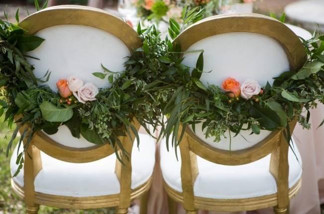 Peach + Blush Garden Wedding Inspiration {Shelly Taylor Photography} 11