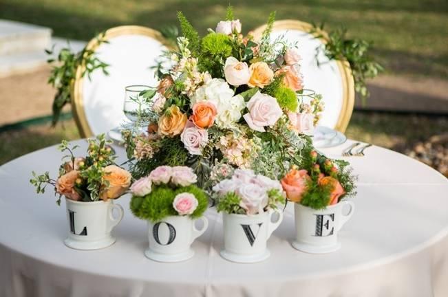 Peach + Blush Garden Wedding Inspiration {Shelly Taylor Photography} 13