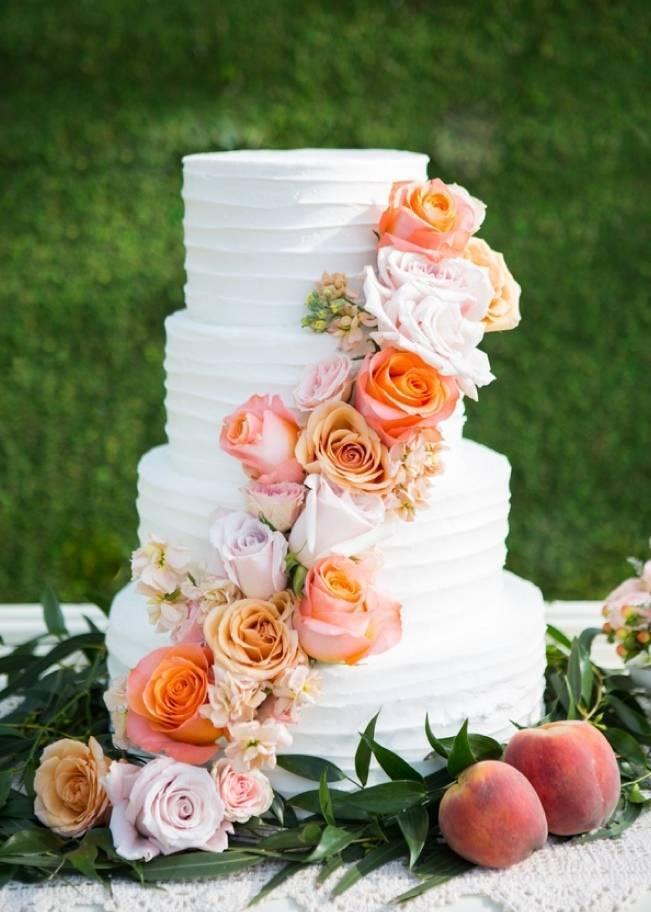 Peach + Blush Garden Wedding Inspiration {Shelly Taylor Photography} 7
