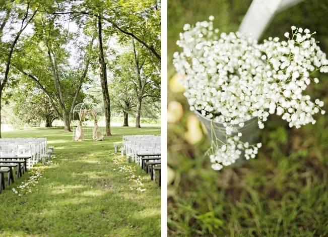 Southern Vintage Barn Wedding at Starrsville Plantation {Andie Freeman Photography} 13