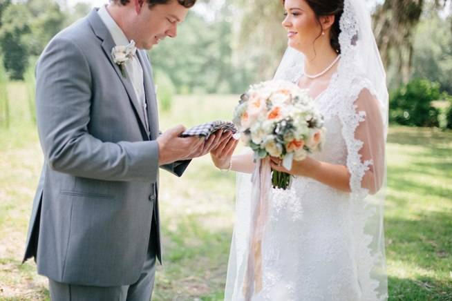Sweet Southern Summer Wedding {Ais Portraits} 10