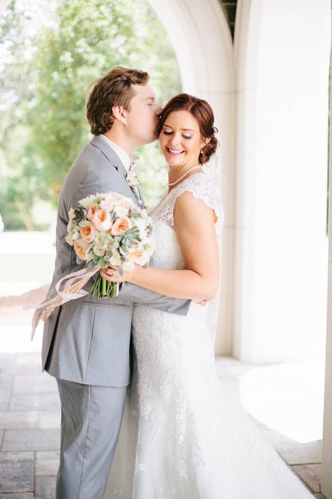 Sweet Southern Summer Wedding {Ais Portraits} 12