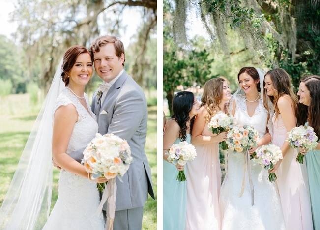 Sweet Southern Summer Wedding {Ais Portraits} 18