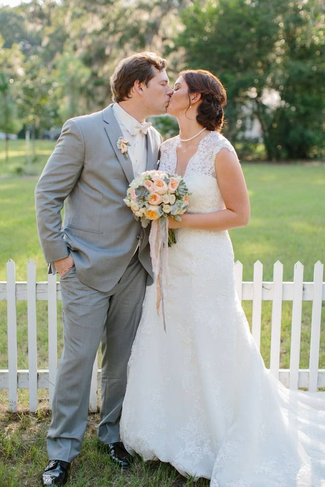 Sweet Southern Summer Wedding {Ais Portraits} 28