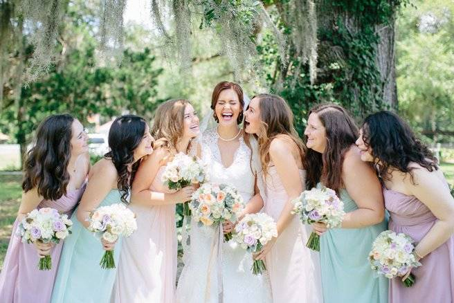 Sweet Southern Summer Wedding {Ais Portraits} 6