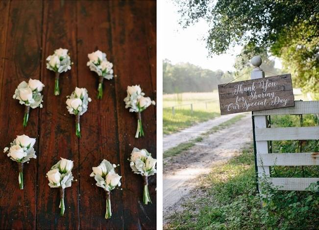Sweet Southern Summer Wedding {Ais Portraits} 7