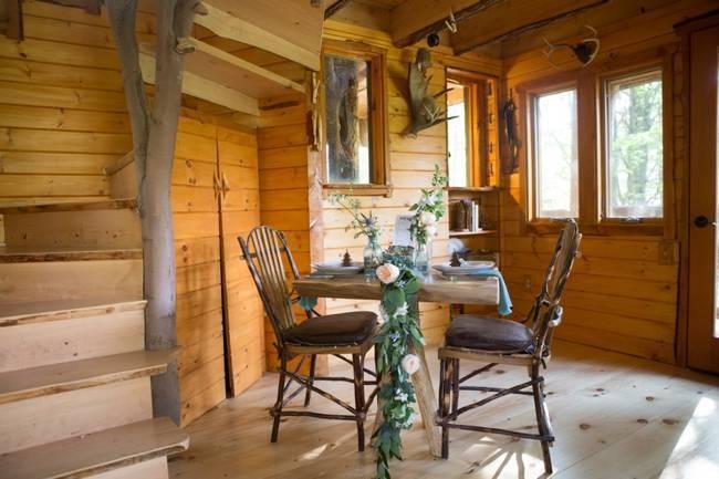 Vermont Treehouse Elopement {Somerby Jones Photography} 14