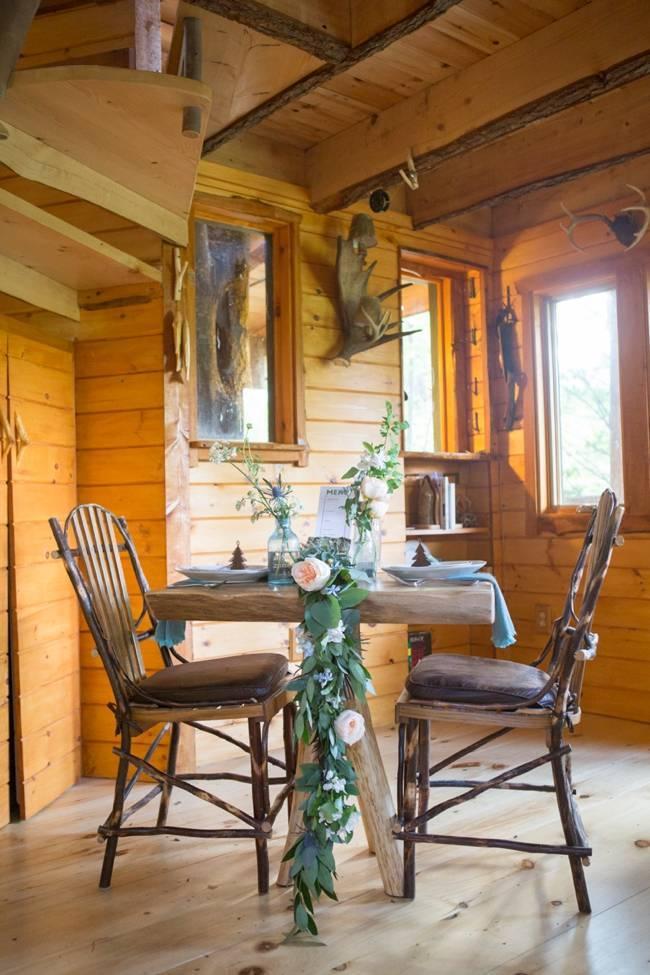 Vermont Treehouse Elopement {Somerby Jones Photography} 16