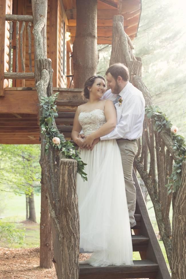 Vermont Treehouse Elopement {Somerby Jones Photography} 19