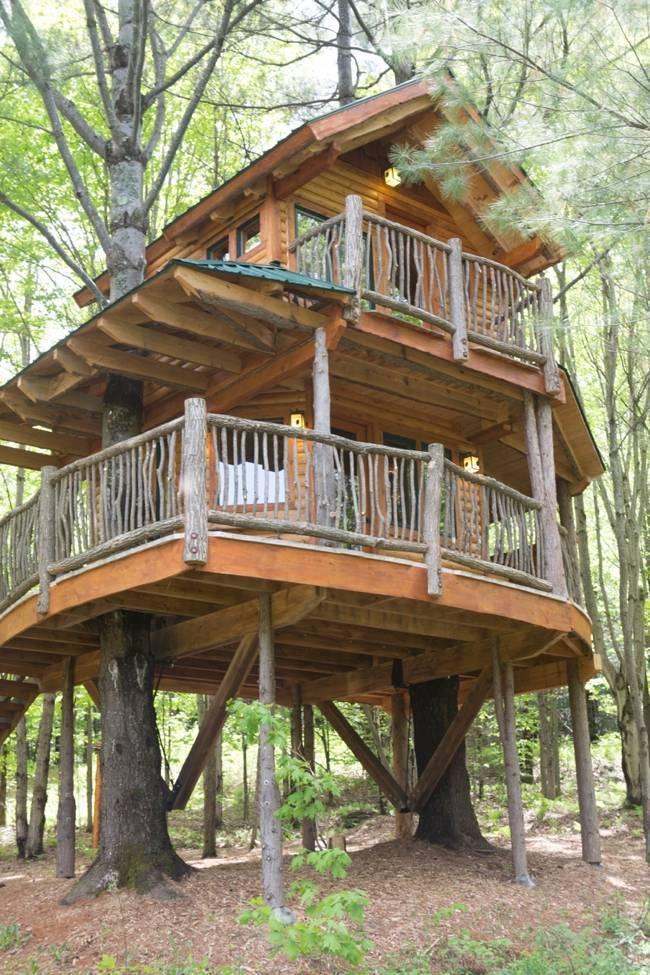 Vermont Treehouse Elopement {Somerby Jones Photography} 3