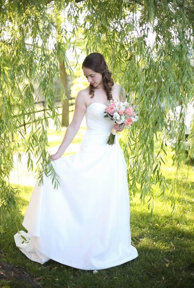 Country Chic Virginia Wedding {Amanda Blake Photography} 10