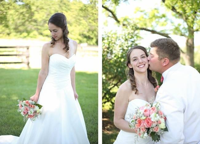 Country Chic Virginia Wedding {Amanda Blake Photography} 12