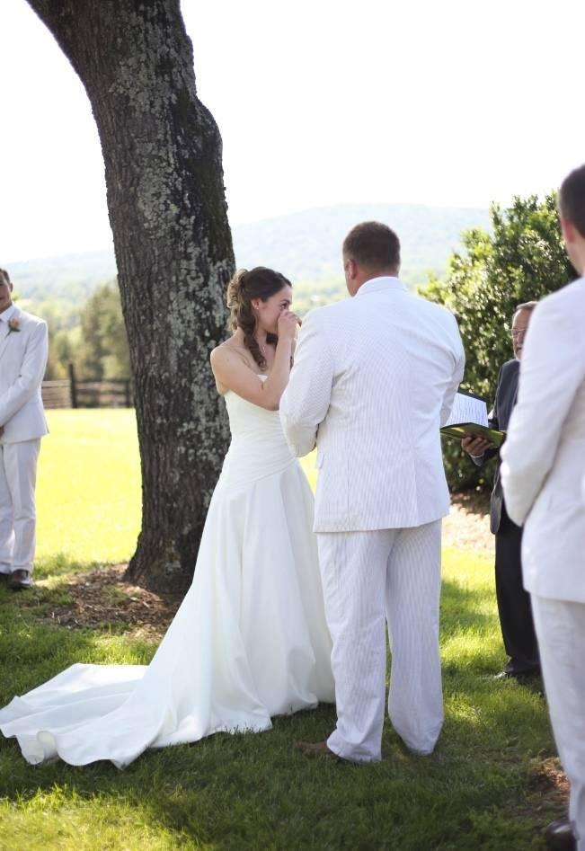 Country Chic Virginia Wedding {Amanda Blake Photography} 16