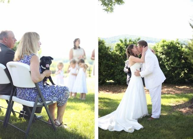 Country Chic Virginia Wedding {Amanda Blake Photography} 17