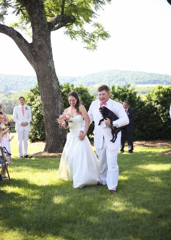 Country Chic Virginia Wedding {Amanda Blake Photography} 18