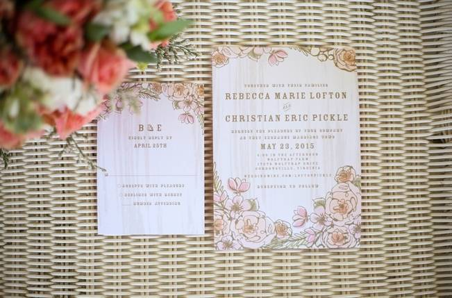 Country Chic Virginia Wedding {Amanda Blake Photography} 3
