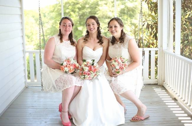 Country Chic Virginia Wedding {Amanda Blake Photography} 6
