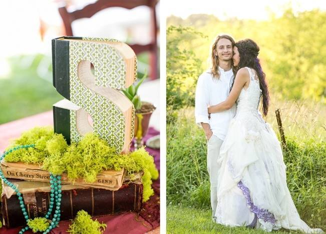 DIY Barefoot Summer Wedding {M and E Photo Studio} 19