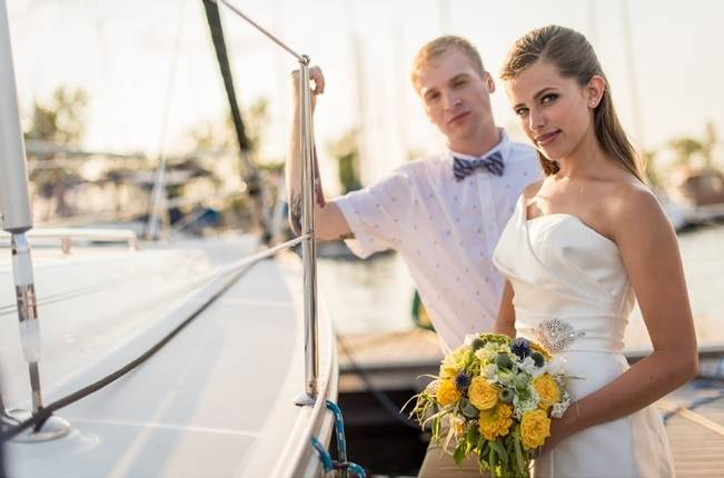 Love Sets Sail Vermont Lakeside Wedding Inspiration 11