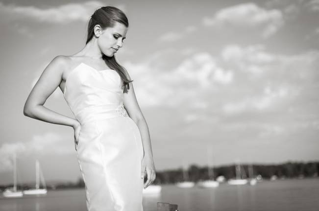 Love Sets Sail Vermont Lakeside Wedding Inspiration 15