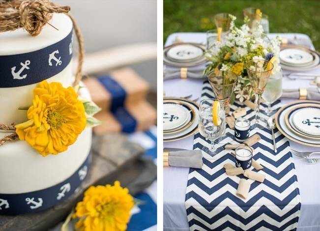 Love Sets Sail Vermont Lakeside Wedding Inspiration 16