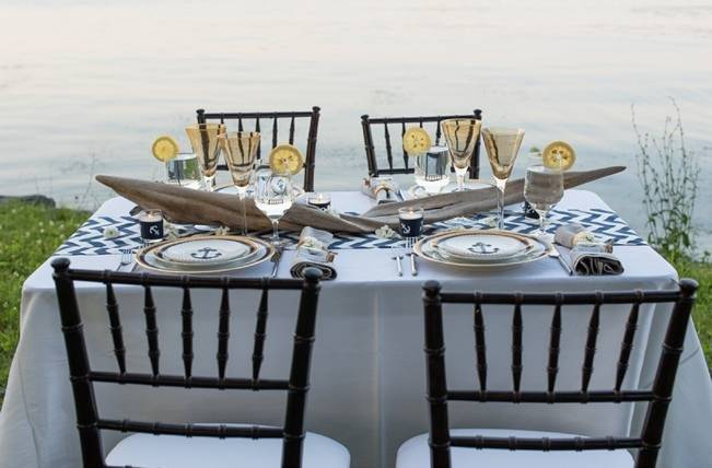 Love Sets Sail Vermont Lakeside Wedding Inspiration 18