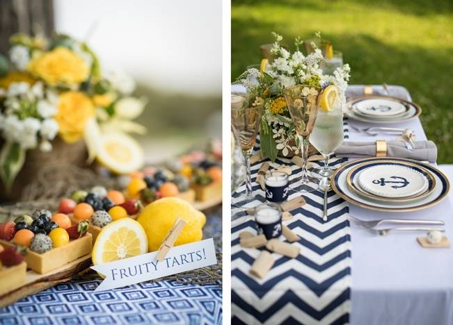 Love Sets Sail Vermont Lakeside Wedding Inspiration 8