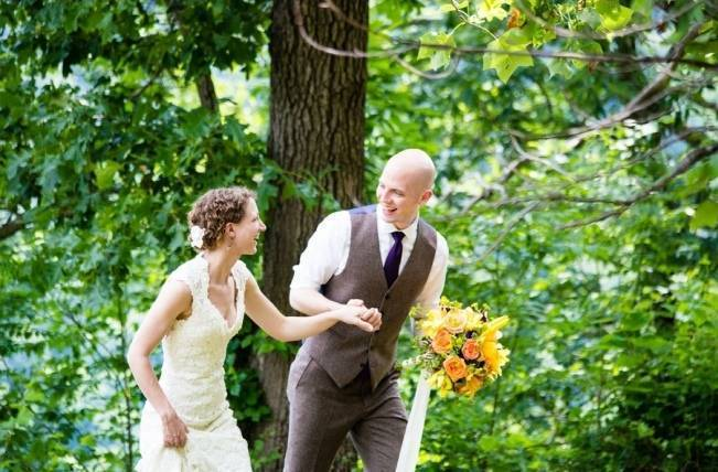 Nature Inspired wedding at Hawk's Nest State Park {Melissa Perella Photography} 13
