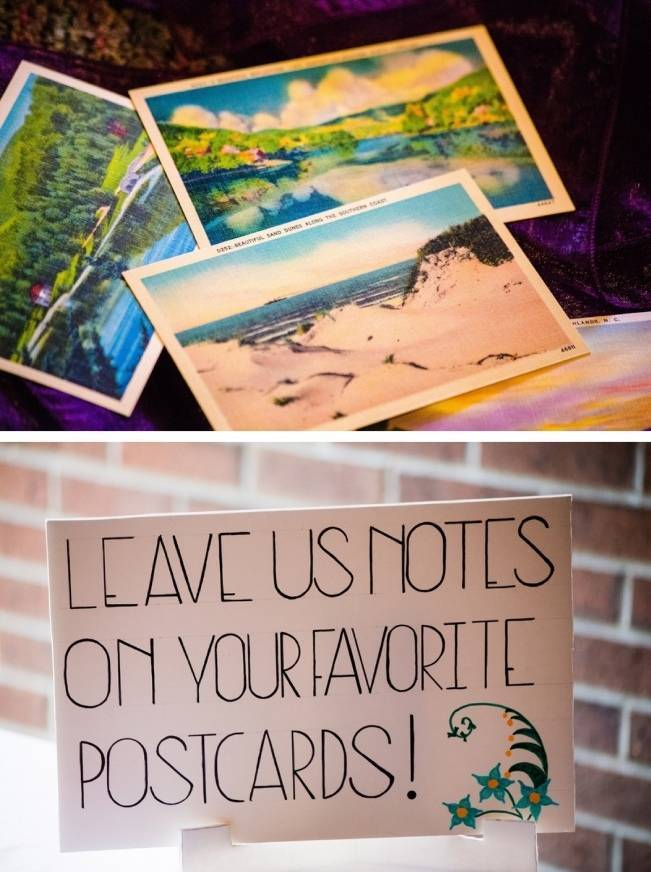 Nature Inspired wedding at Hawk's Nest State Park {Melissa Perella Photography} 21