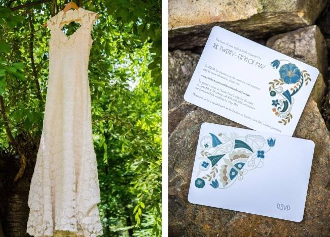 Nature Inspired wedding at Hawk's Nest State Park {Melissa Perella Photography} 4
