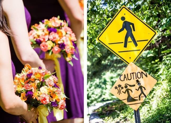 Nature Inspired wedding at Hawk's Nest State Park {Melissa Perella Photography} 8