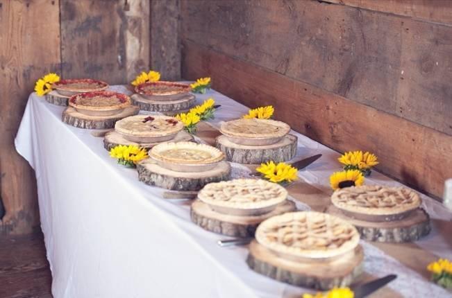 Rustic Pennsylvania Sunflower Wedding at Friedman Farms 21