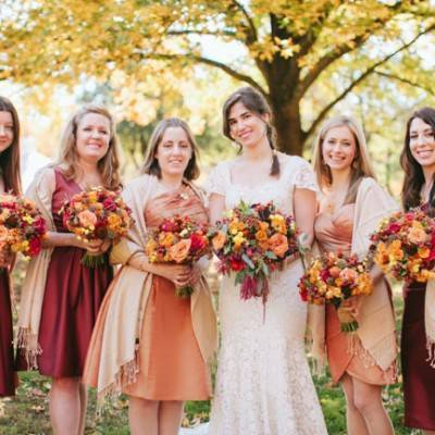 Analogous Color 101: Wedding Palette Inspiration