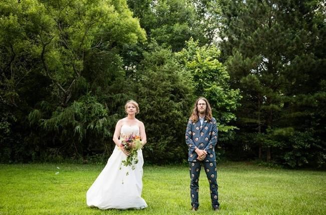 Bohemian Festival Wedding {Heirloom Collective} 1
