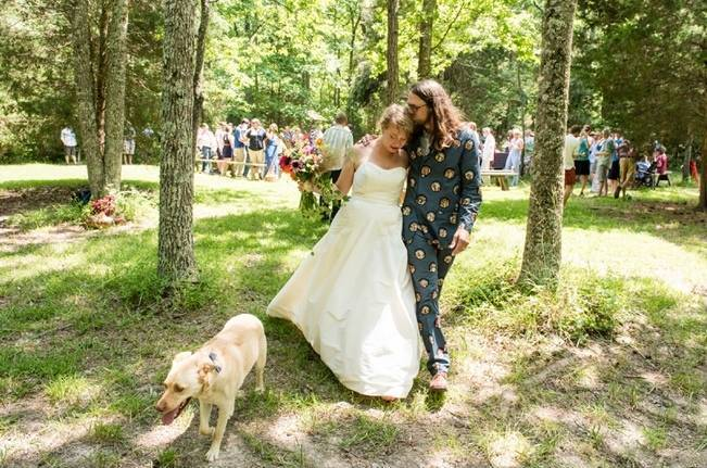 Bohemian Festival Wedding {Heirloom Collective} 10