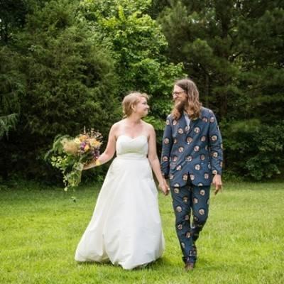 Bohemian Festival Wedding {Heirloom Collective}