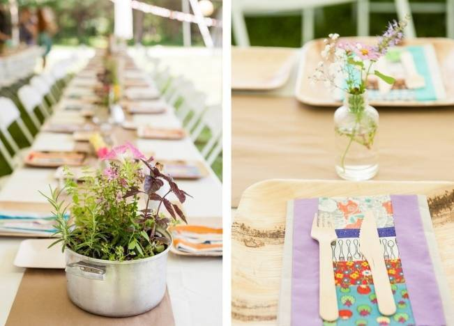 Bohemian Festival Wedding {Heirloom Collective} 18