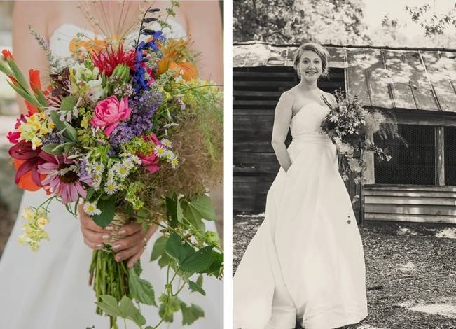 Bohemian Festival Wedding {Heirloom Collective} 5